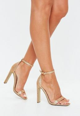 Nude short women high heels opinion