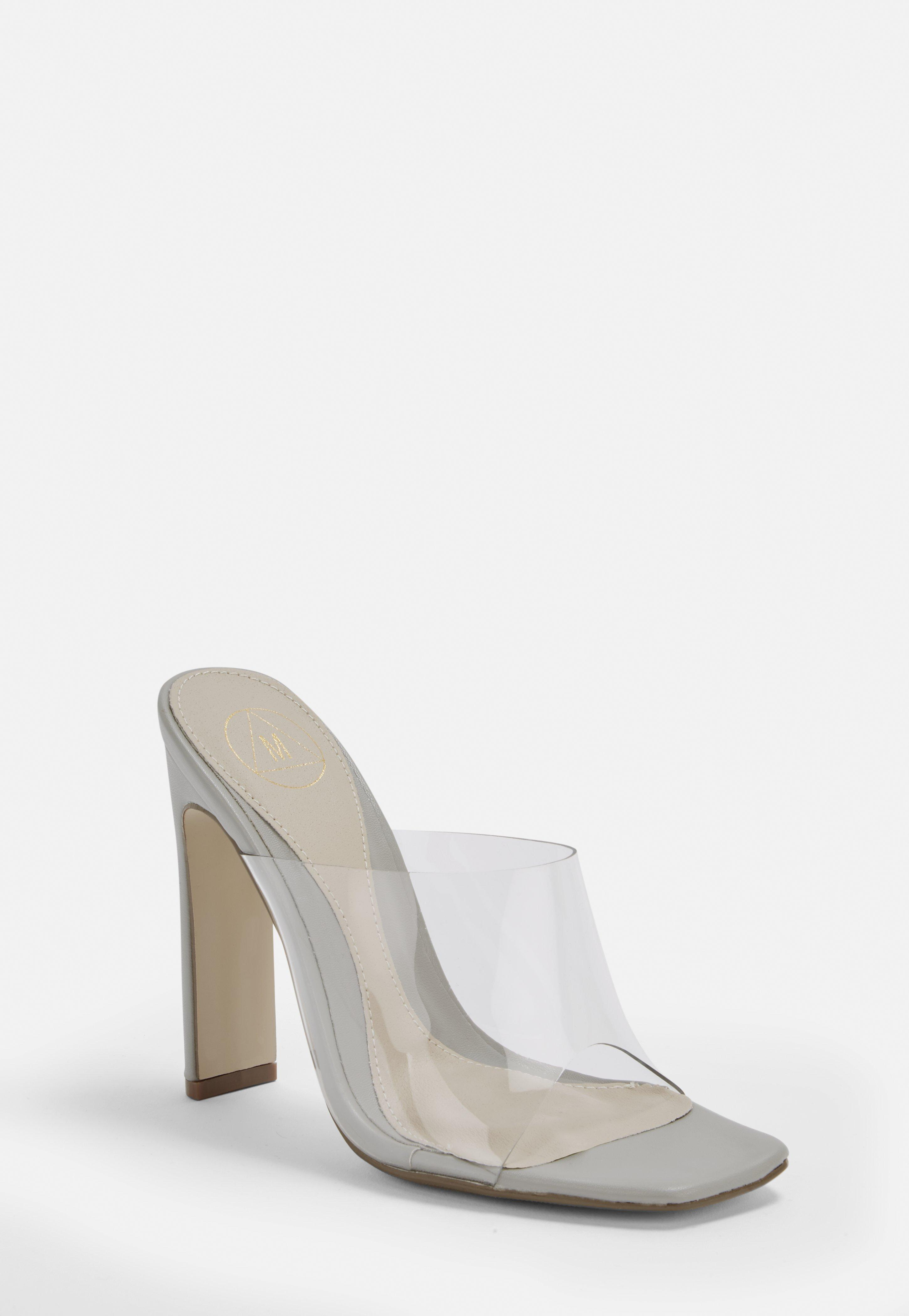 6eea990bc83574 Clear Heels - Women s Clear High Heels