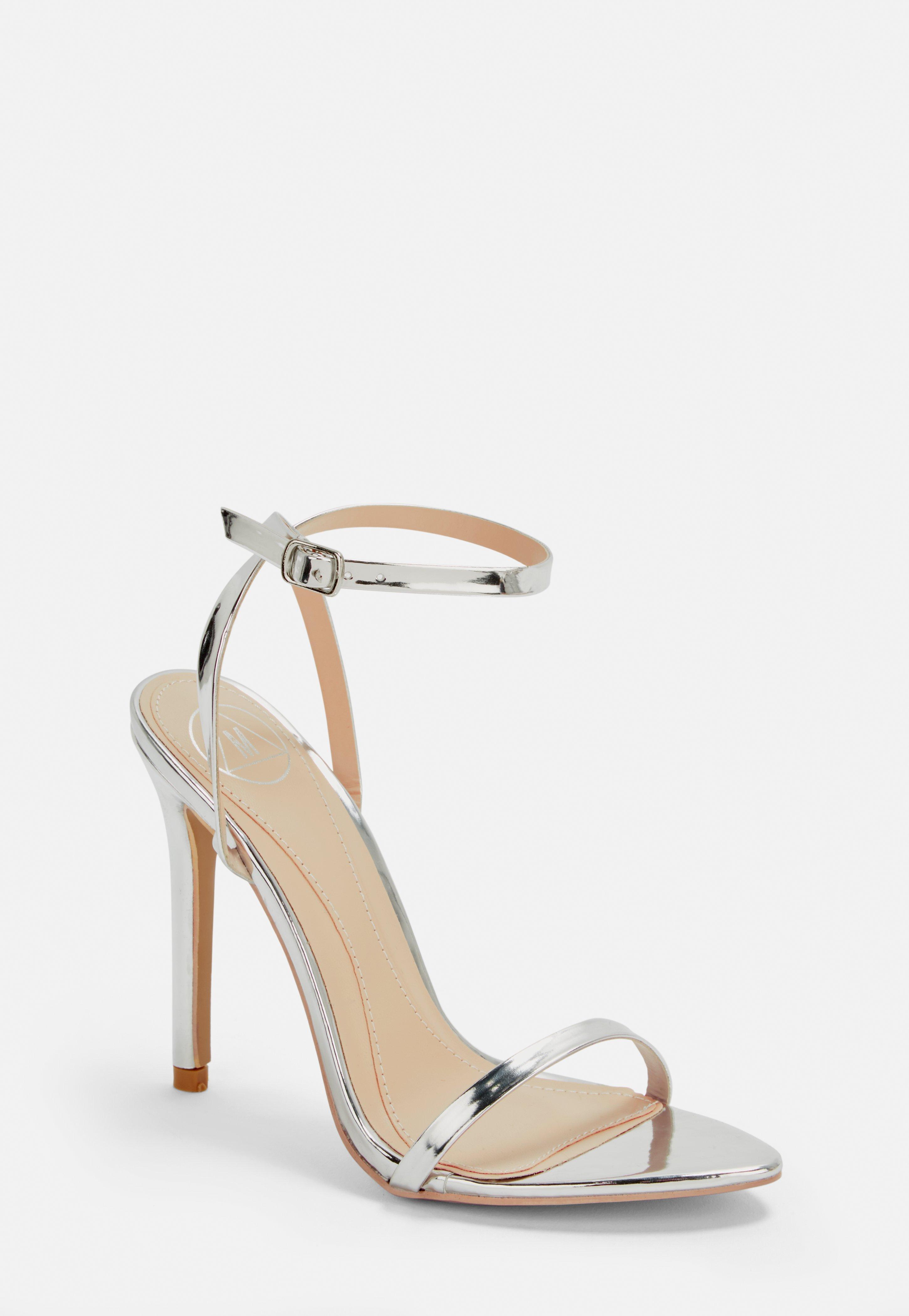 2bcc4ada43e8 Silver Heels