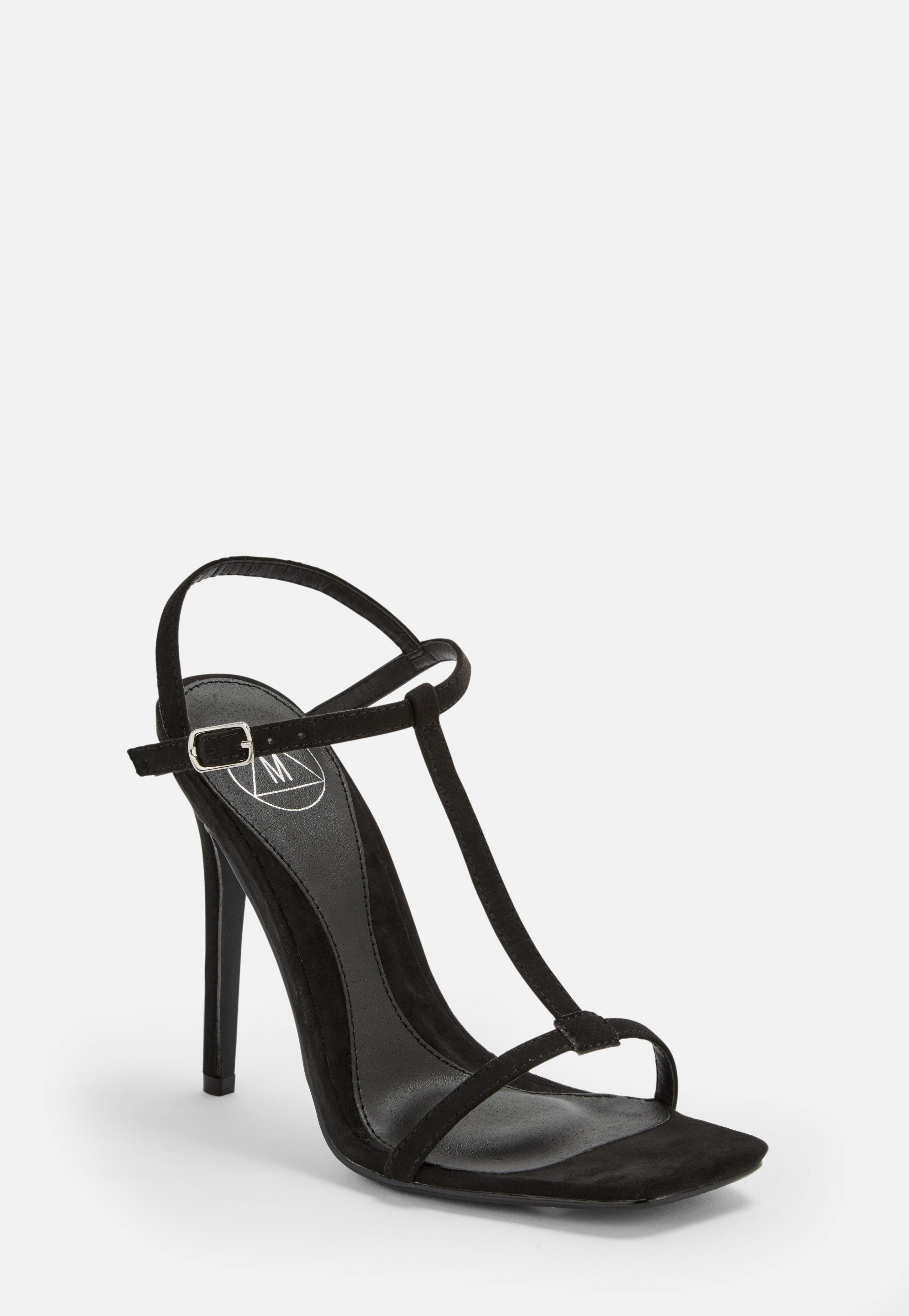 942426df5c2d Barely There Heels - High Heels - Shoes