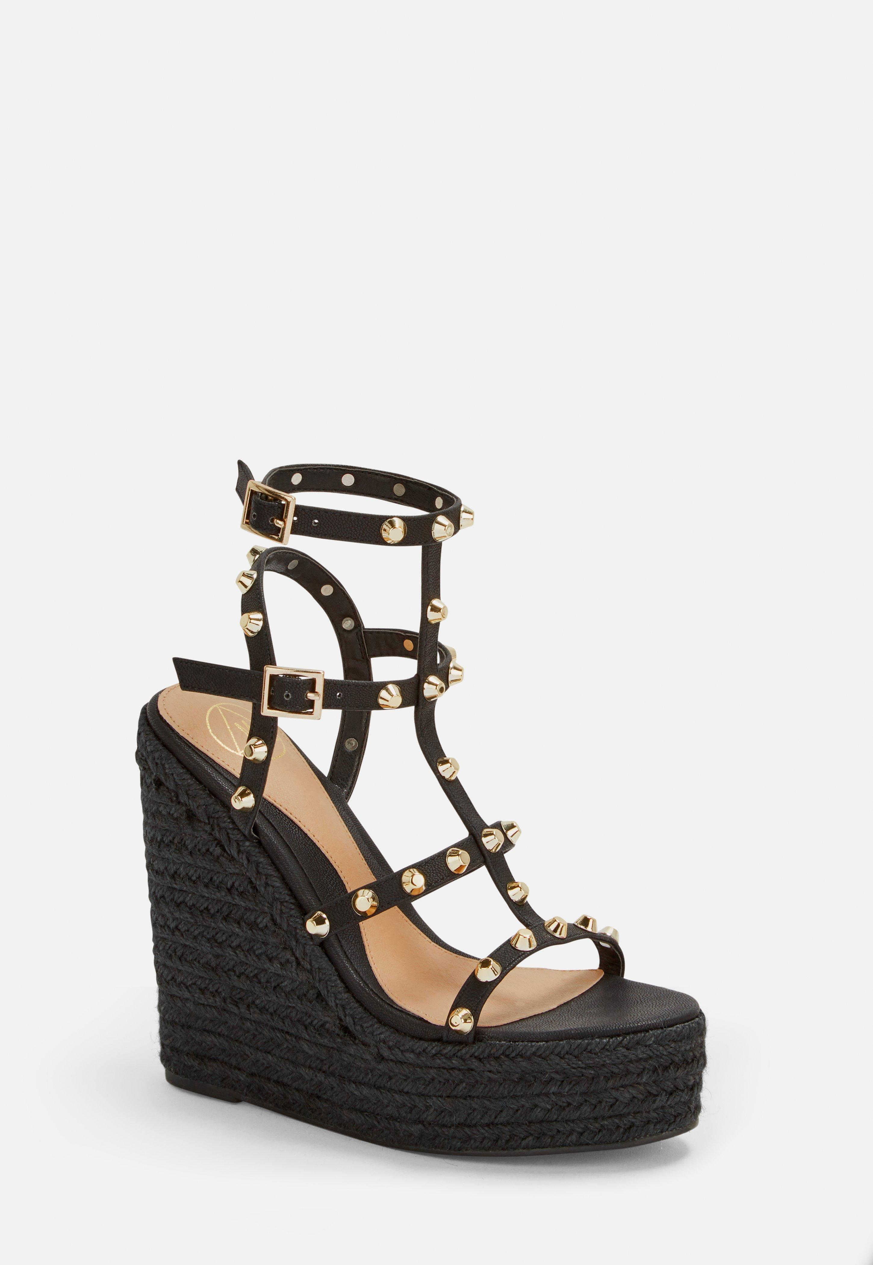 5f049a80d Wedges, Wedge Sandals & Shoes - Missguided