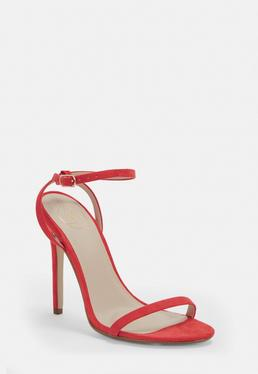 c3ed98c92c0094 Barely There Heels