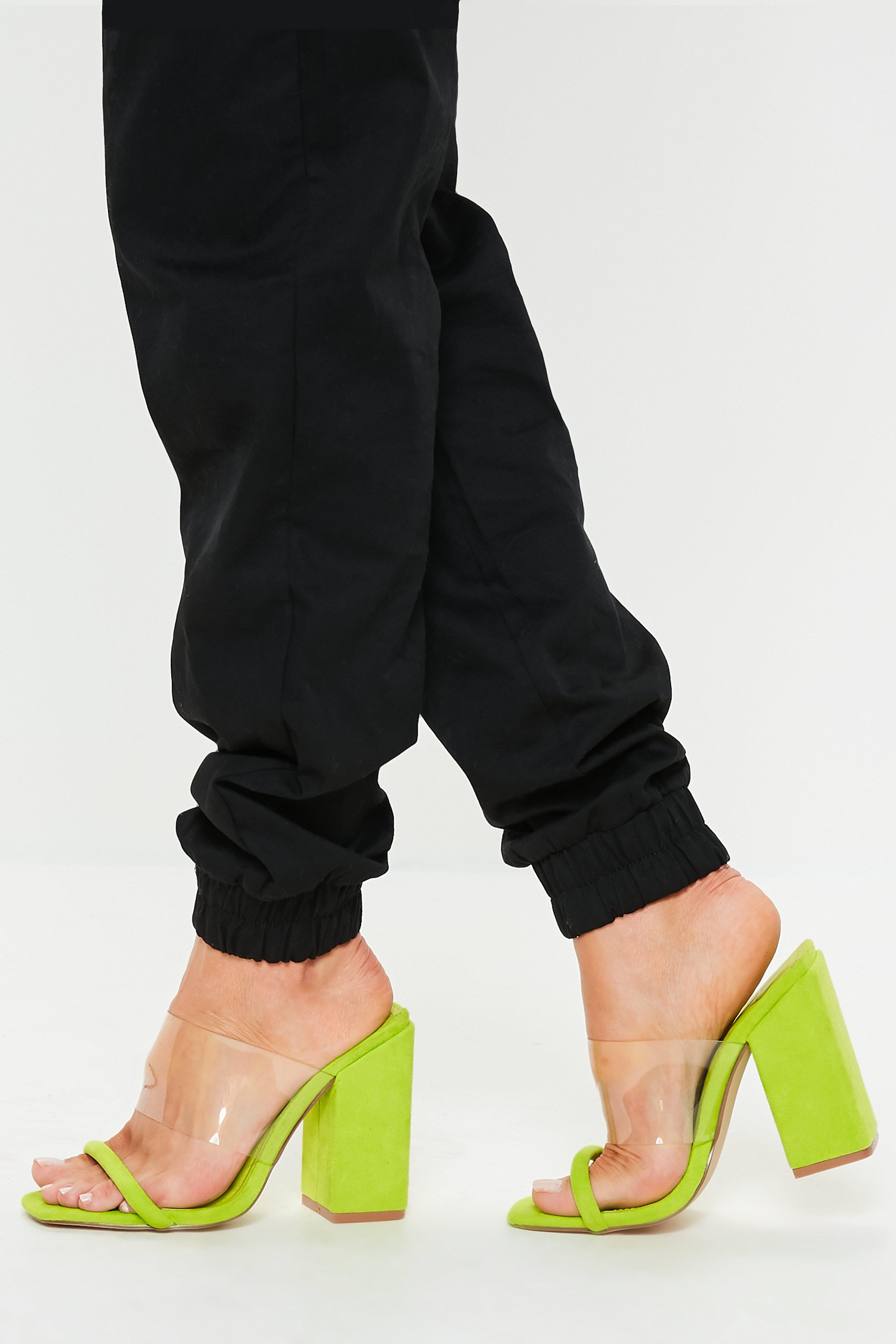 07e835bab82 Clear   Transparent Heels - Missguided Ireland