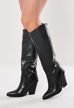 15057ef3c Women's Boots | Ankle Boots | Black Boots | Missguided