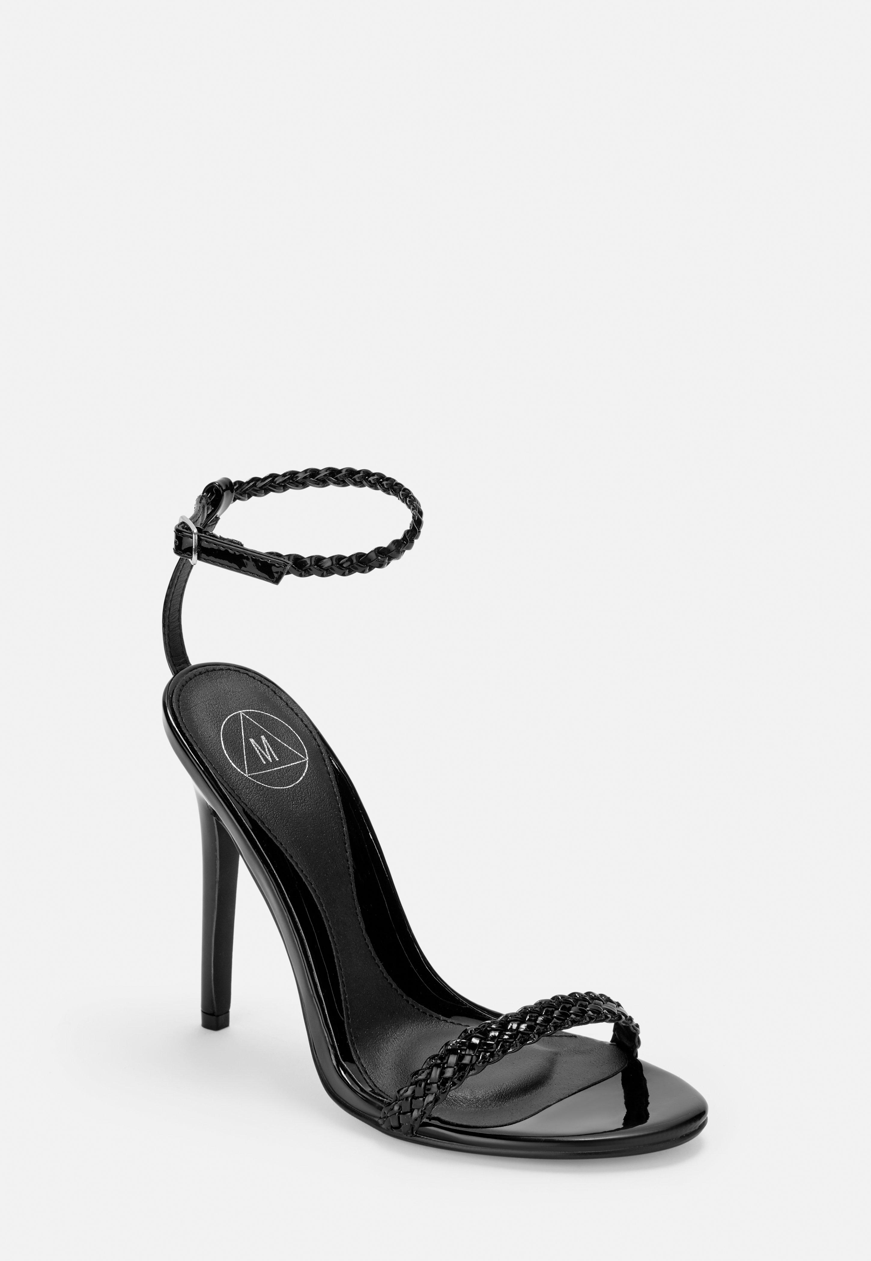 4c843d06e Barely There Heels - High Heels - Shoes