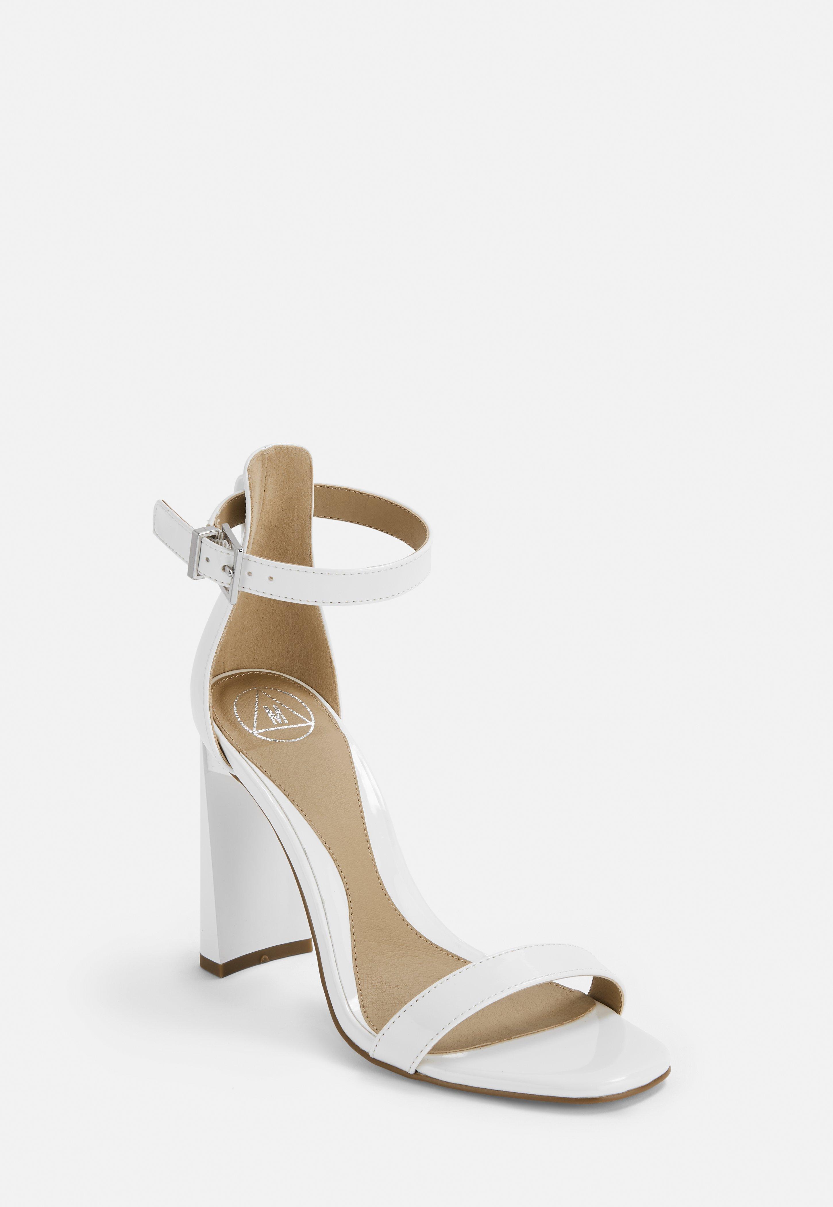 9659a40a39 High Heels & Stilettos | Strappy Heels Online - Missguided