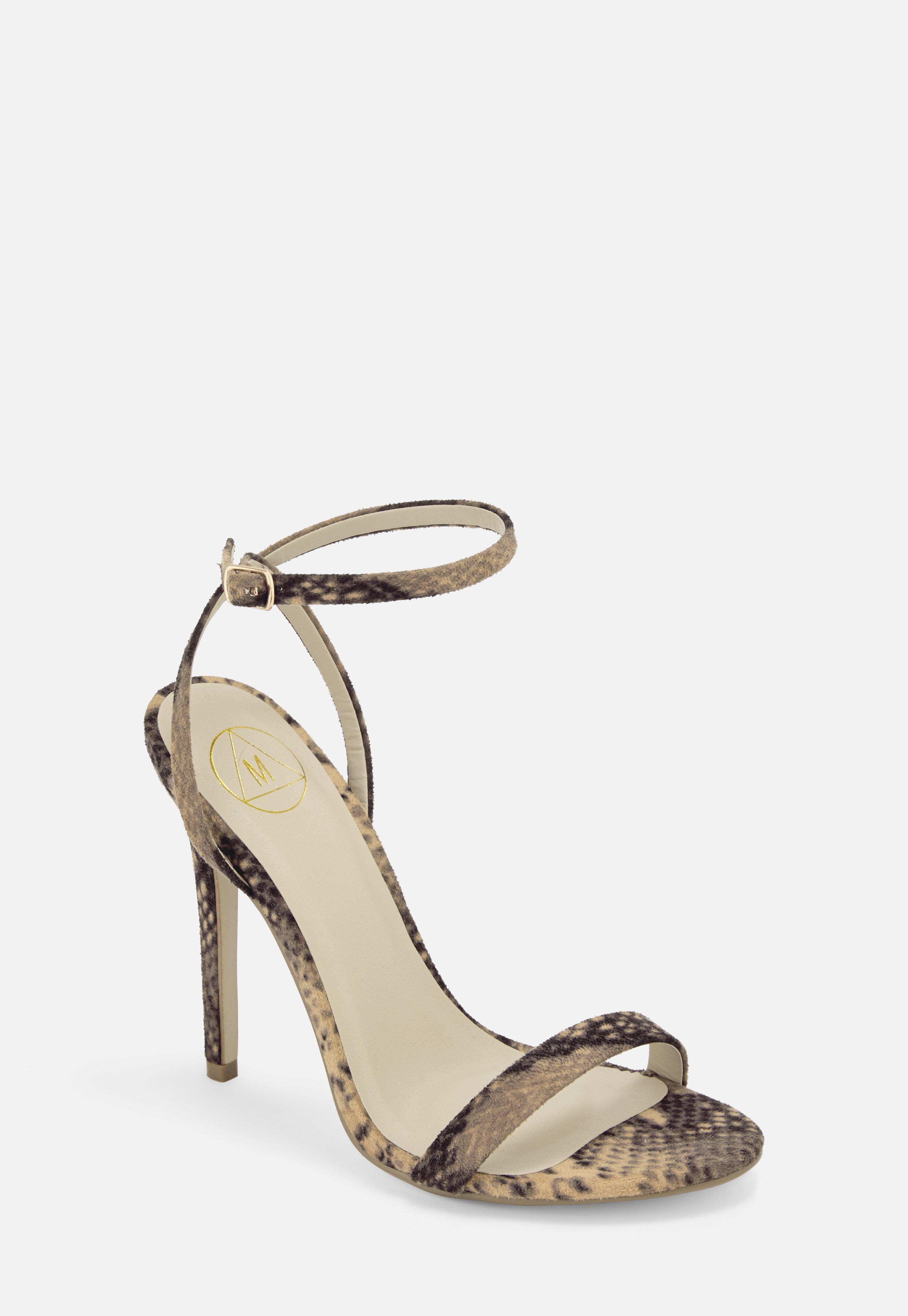 06b18e9c2 High Heels & Stilettos | Strappy Heels Online - Missguided