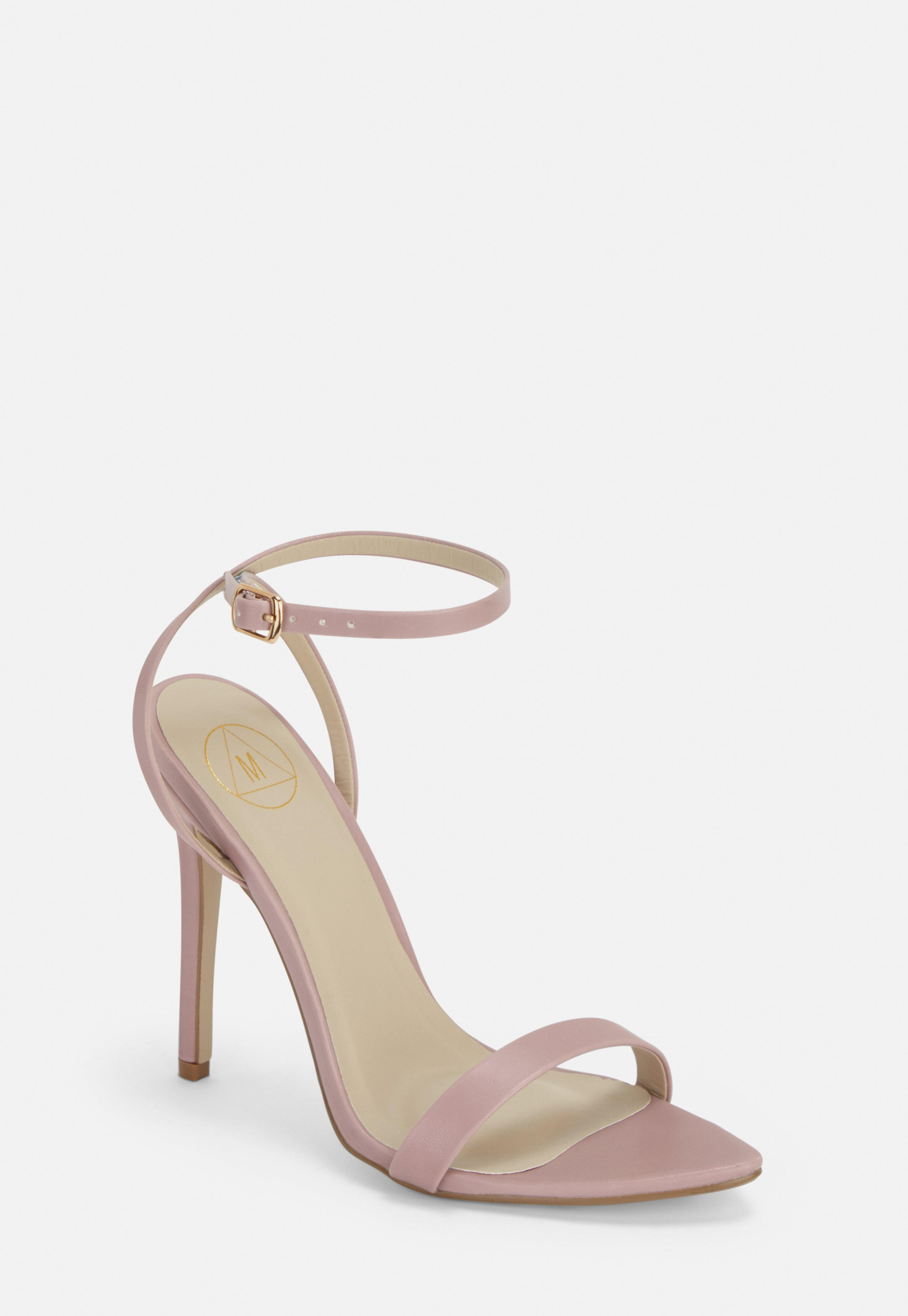 Heels There Pointed Toe Mauve Barely wkiOPXZuT