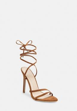 bae527ed1b4 Lace Up Heels | Womens Lace Heels Online - Missguided