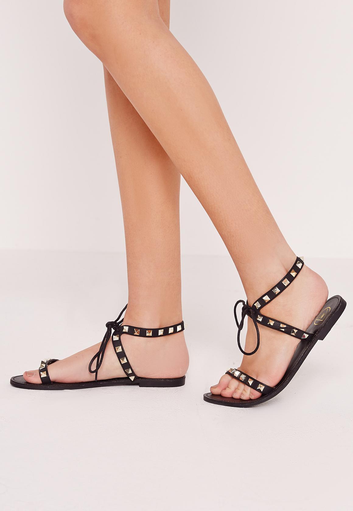 Flat sandals - Previous Next