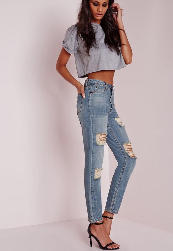 Jeans Vintage Blue 80