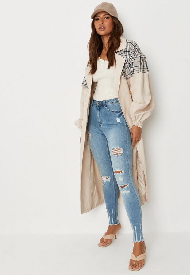 Missguided - Authentic Rip Skinny Wash - 2