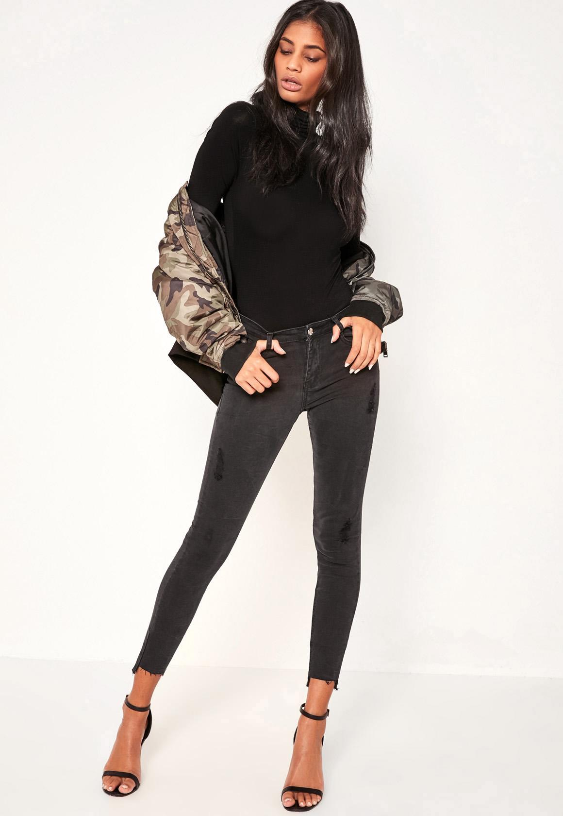 Womens Jeans | Ripped, Skinny & Boyfriend Jean - Missguided
