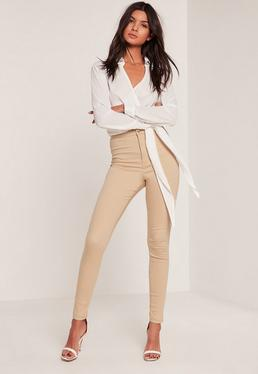 Nude Vice High Waisted Skinny Jeans