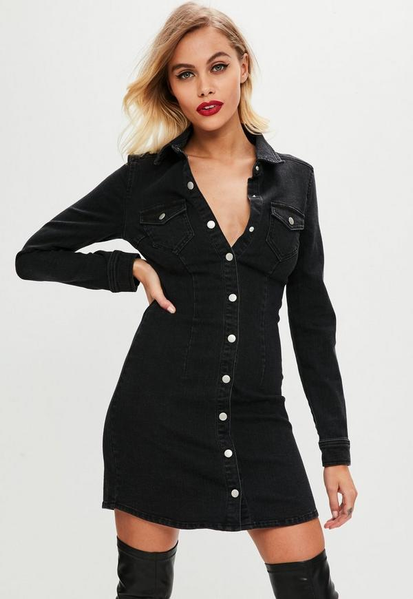 Buy low price, high quality long sleeve black fitted dress with worldwide shipping on hereufilbk.gq
