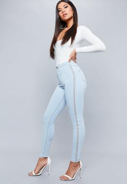 Miss etam korting jeans