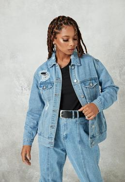 d9fb8dca78e Denim Jackets | Jean Jackets for Women - Missguided