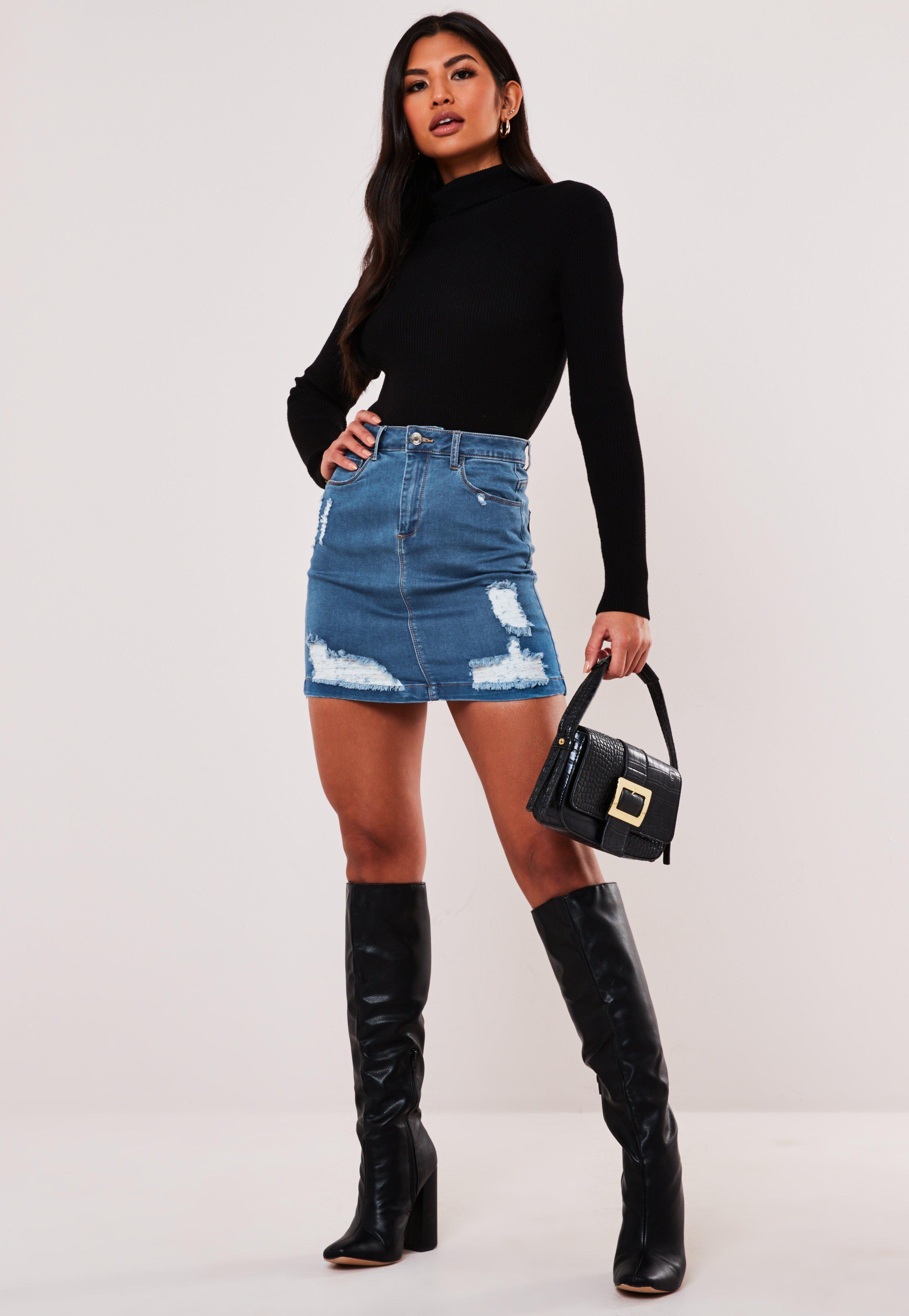 2d21b6e331aad Skirts   Winter Skirts for Women Online UK - Missguided
