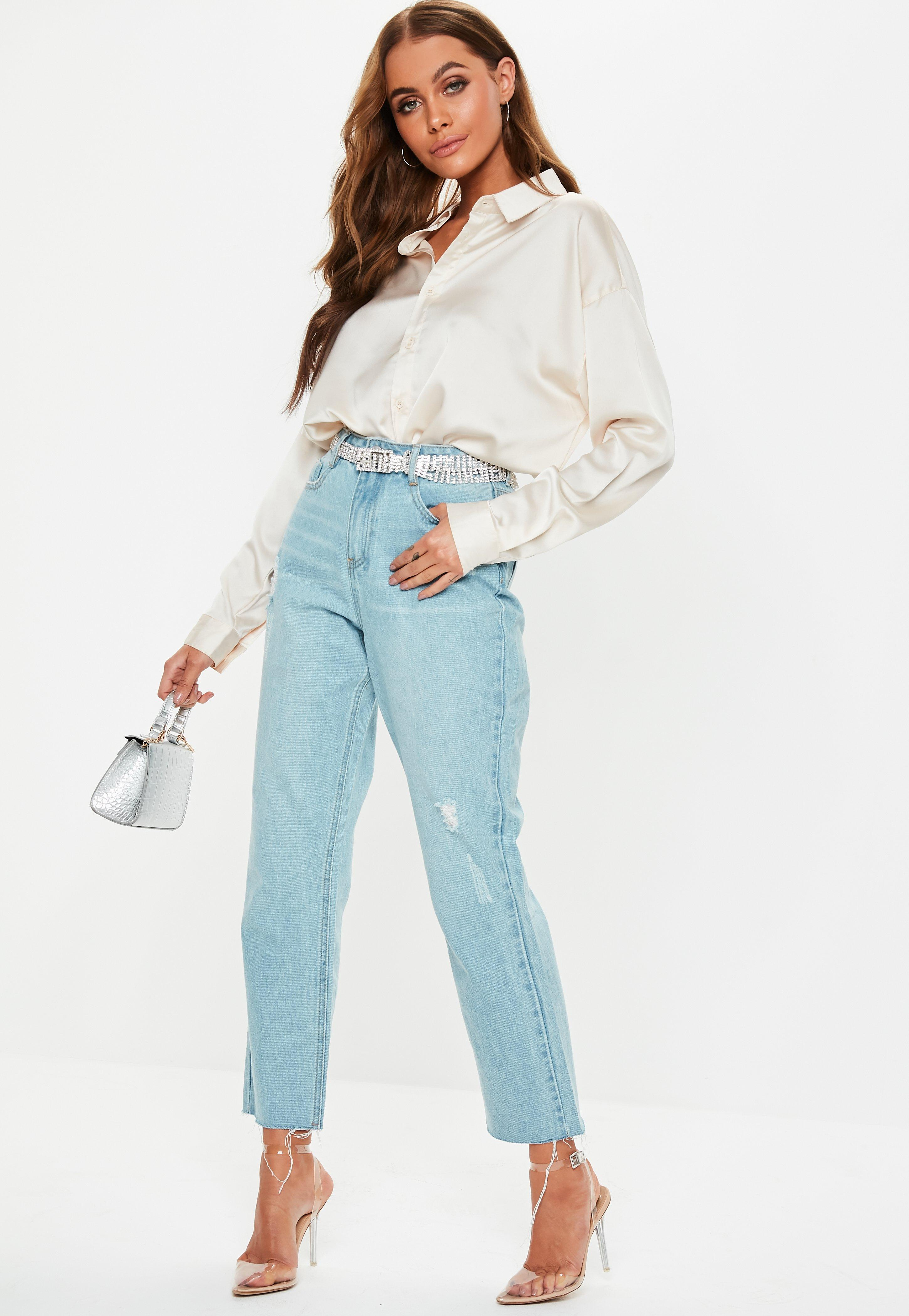 50ff7b6caa3 Going Out Tops to Wear with Jeans - Missguided