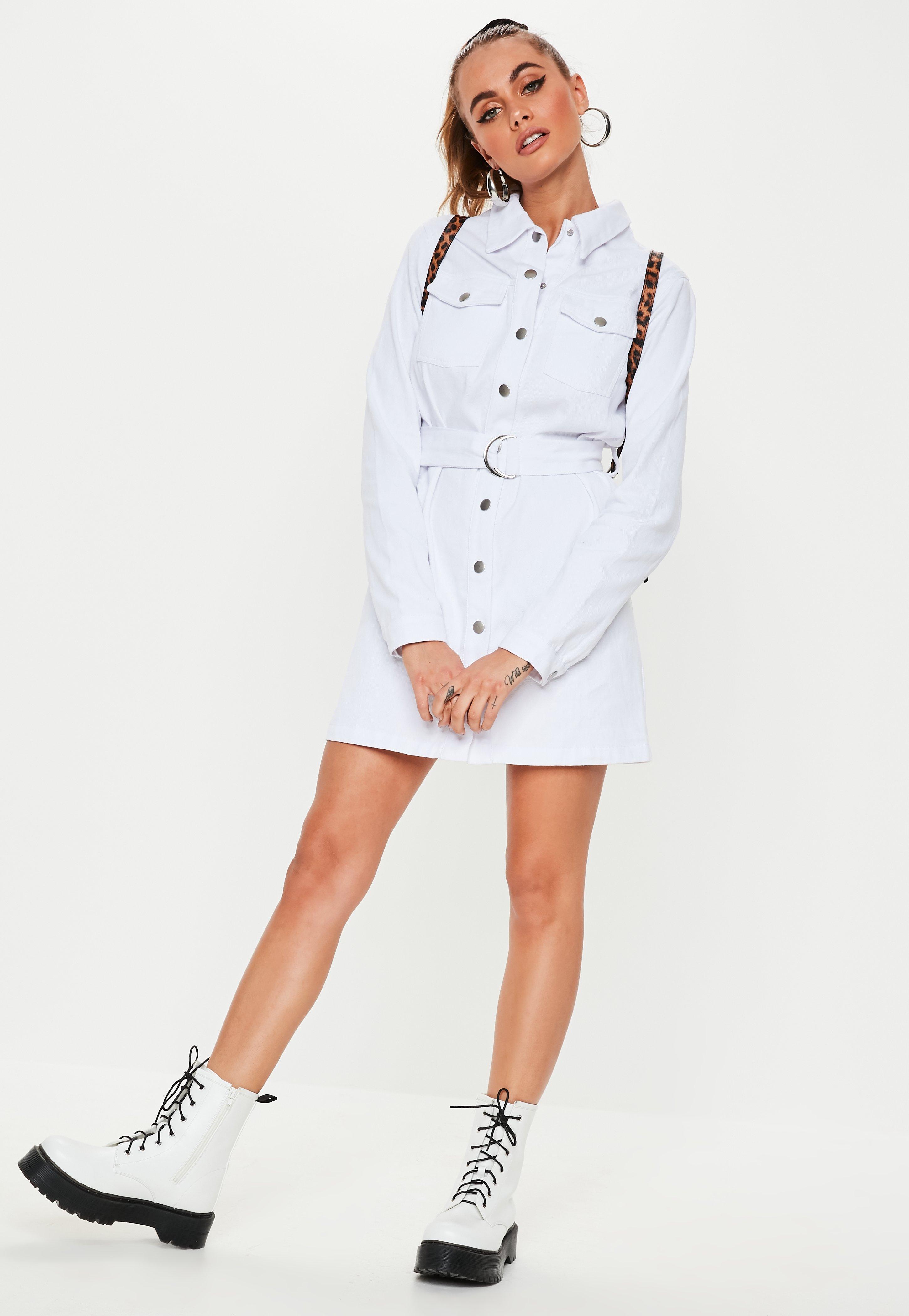 f00b23f33f Robe-chemise | Robe-chemisier femme - Missguided