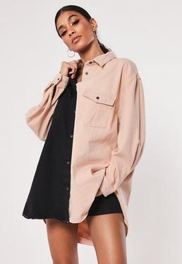5ed02cd9 Women's Shirts | Satin & Oversized Shirts - Missguided