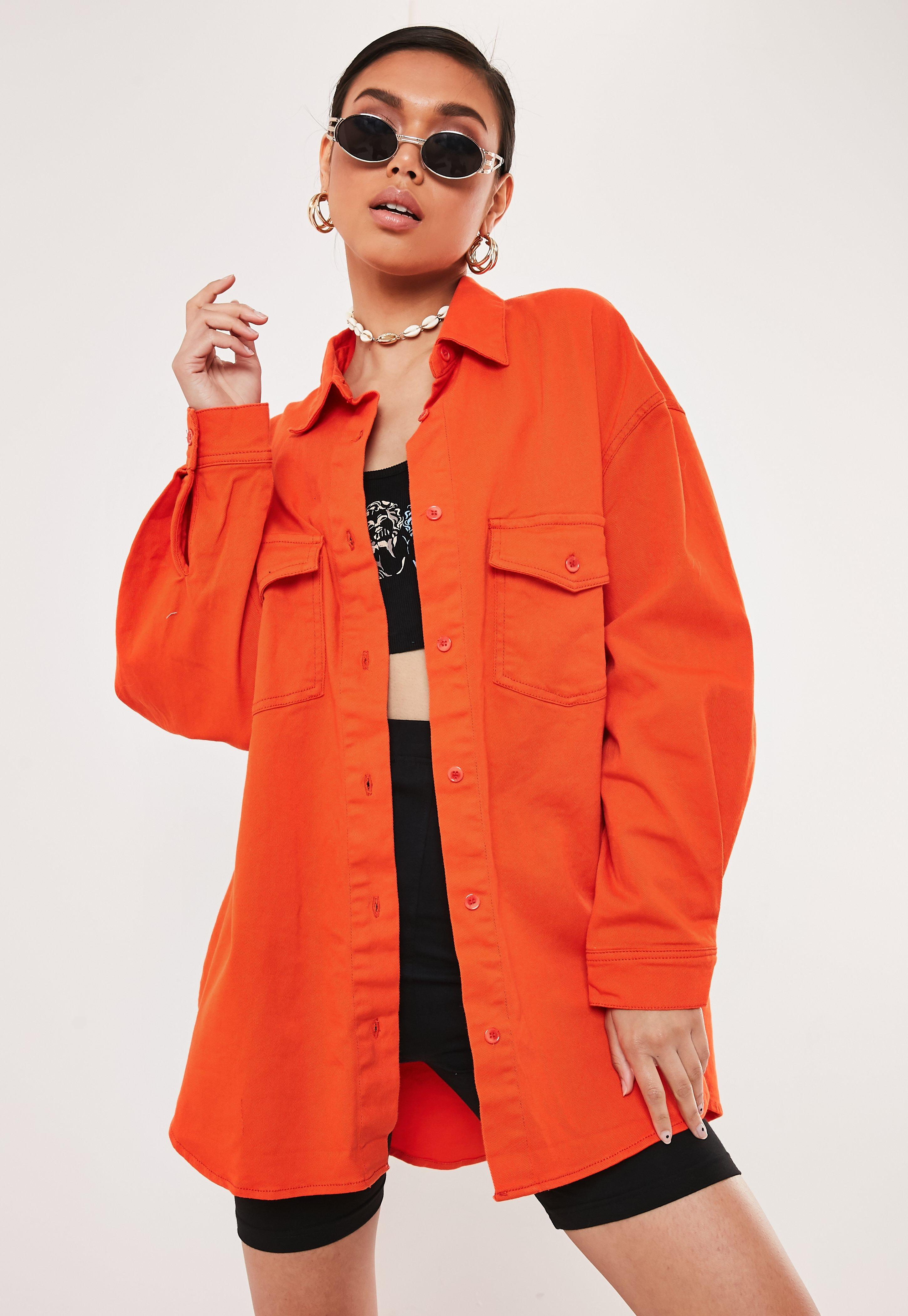 a1186802 Women's Shirts | Satin & Oversized Shirts - Missguided