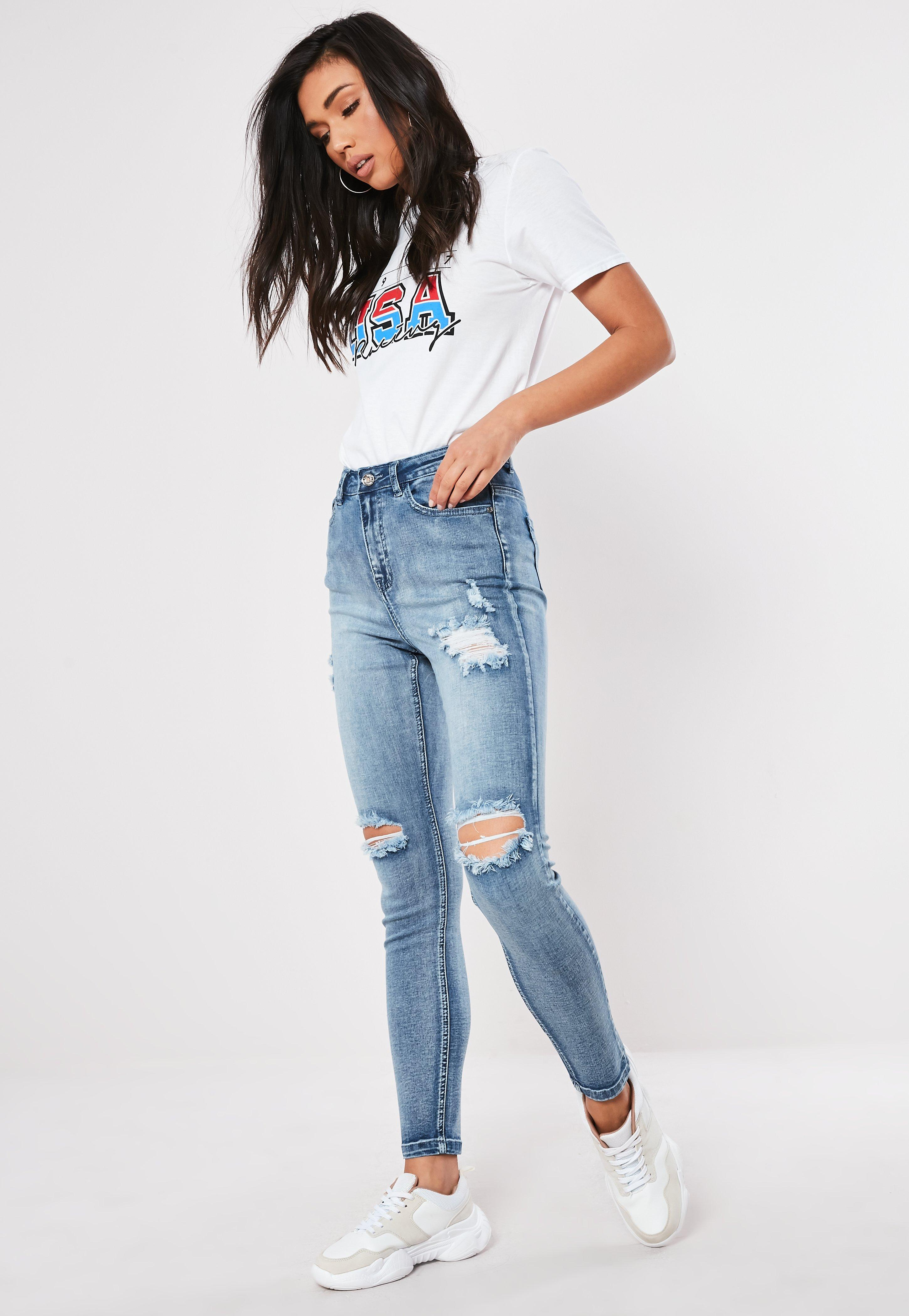 05f147ce417 Going Out Tops to Wear with Jeans - Missguided