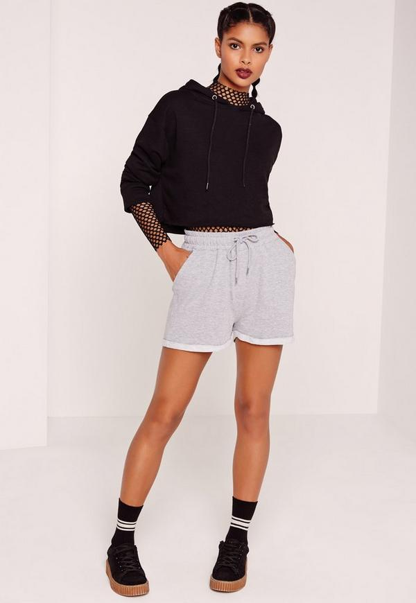 how to turn joggers into shorts