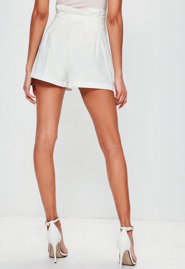 Find cream colored shorts at ShopStyle. Shop the latest collection of cream colored shorts from the most popular stores - all in one place.