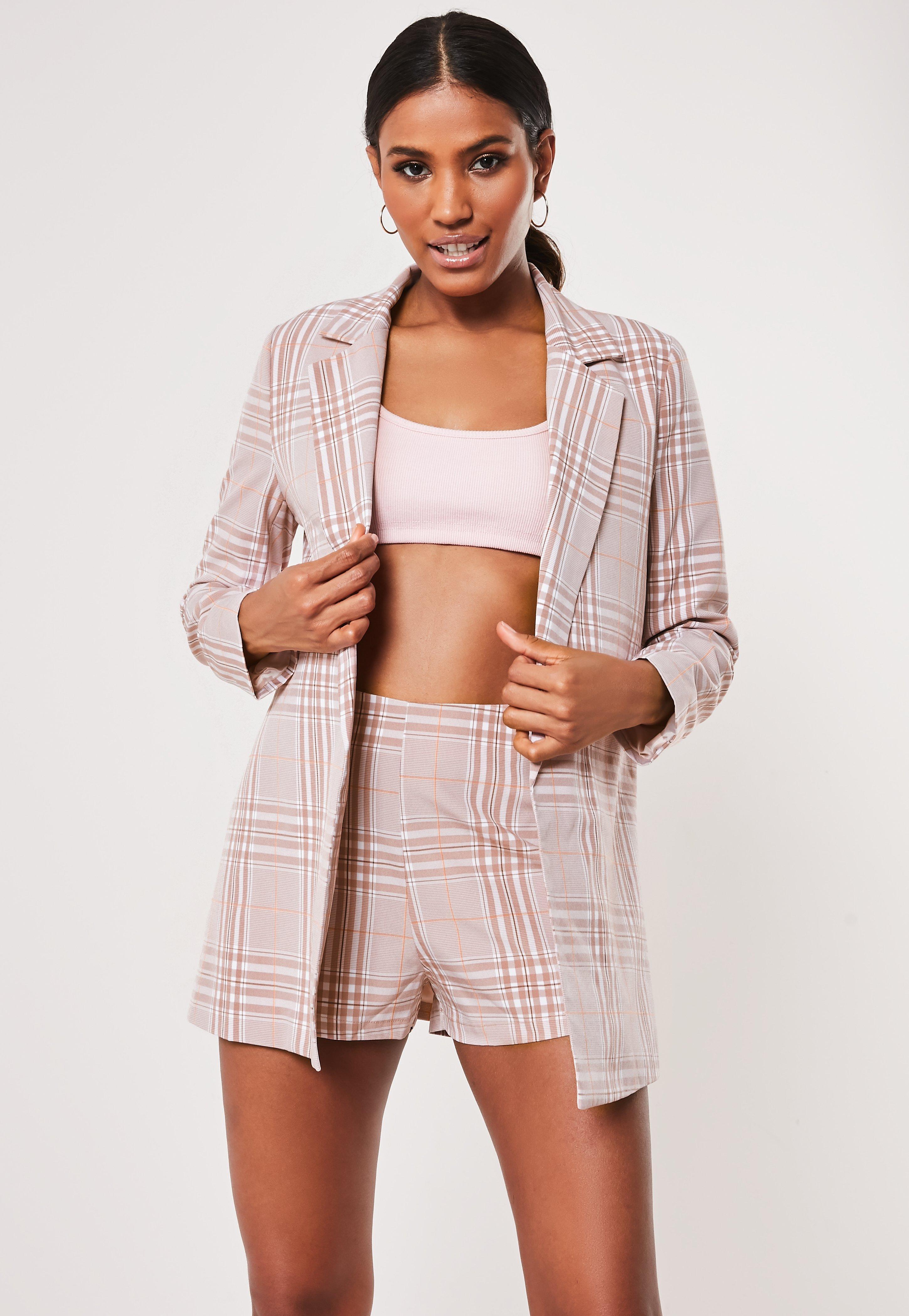 2bd97e3e7e Blazers for Women - Shop Smart & Tweed Blazers UK - Missguided
