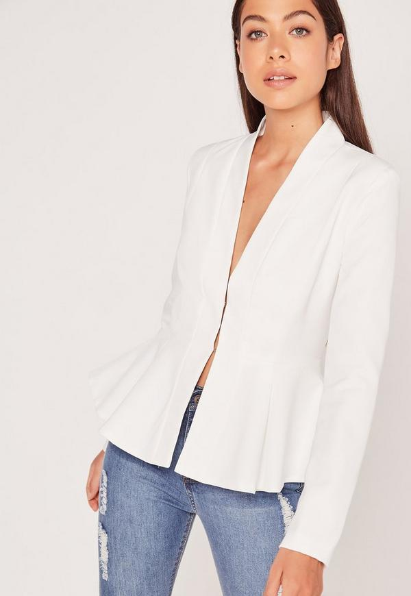 Get the best deals on zip up peplum jacket and save up to 70% off at Poshmark now! Whatever you're shopping for, we've got it.