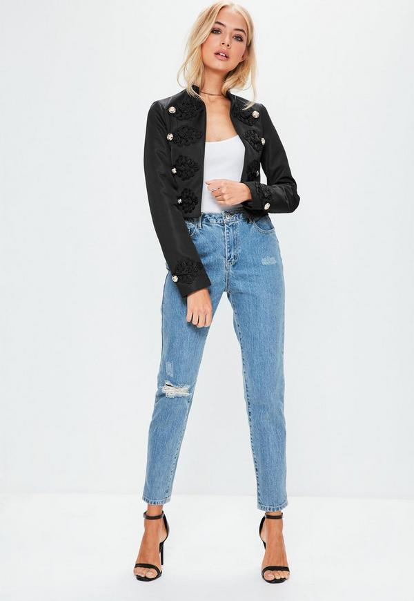 Find the perfect cover up with our classy collection of trend led coats and casual jackets right here at Missguided. From the love-forever biker jacket and the never fail trench coats to faux fur gilets and the ever so coveted cocoon coat shape, we have something for any style right here.