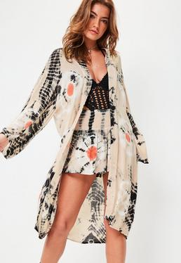 Rosa Batik Kimono