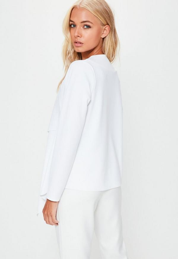 White Waterfall - Explore women's coats and jackets range at M&S. Shop the latest collection of lightweight down & feather jackets. Free delivery for orders over £