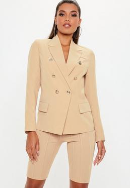 9414b0966e6d Blazers for Women - Shop Smart & Tweed Blazers UK - Missguided