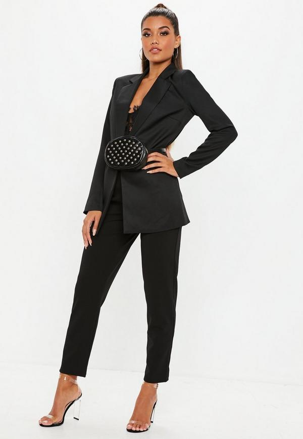 Women's Blazers & Suit Jackets RS Womens Casual Basic Work Office Cardigan Tuxedo Blazer Boyfriend Jacket Open Front. from $ 29 99 Prime. out of 5 stars LISUEYNE. Women's Three Pieces Office Lady Stripe Blazer Business Suit Set Women Suits for Work Skirt/Pant,Vest and Jacket.