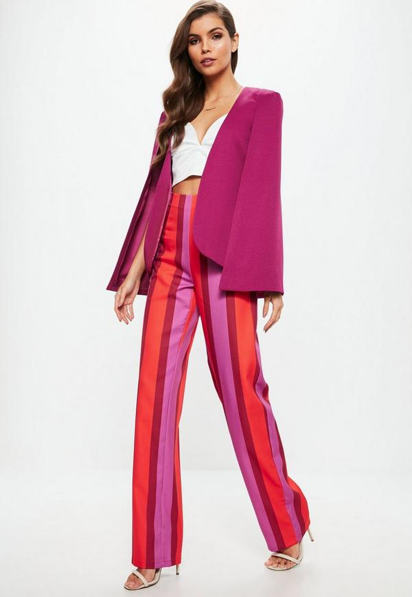 7c13e26dbb Image result for missguided purple cape. Im obsessed with this outfit ...