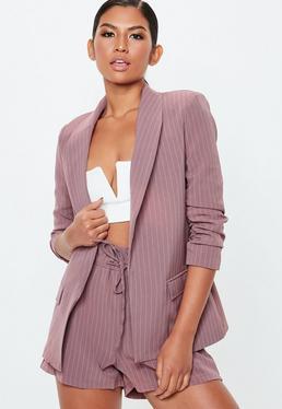 0cb6b6d10e9 Blazers for Women - Shop Smart   Tweed Blazers UK - Missguided