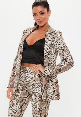 Blazer - Achat blazer pour femme en ligne - Missguided 7b88a35d06e3