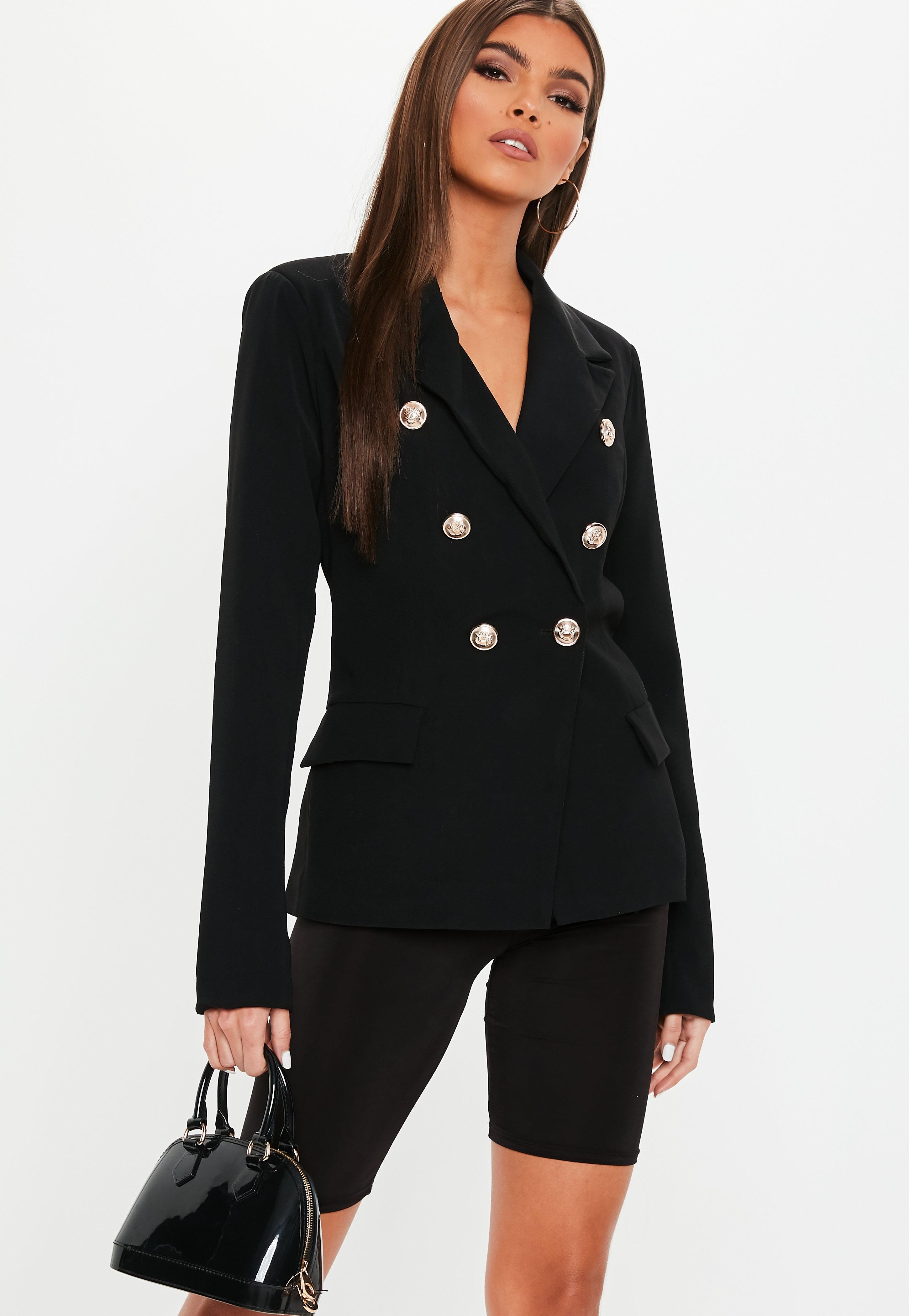 Blazers for Women - Shop Smart   Tweed Blazers UK - Missguided c3e01ccc2