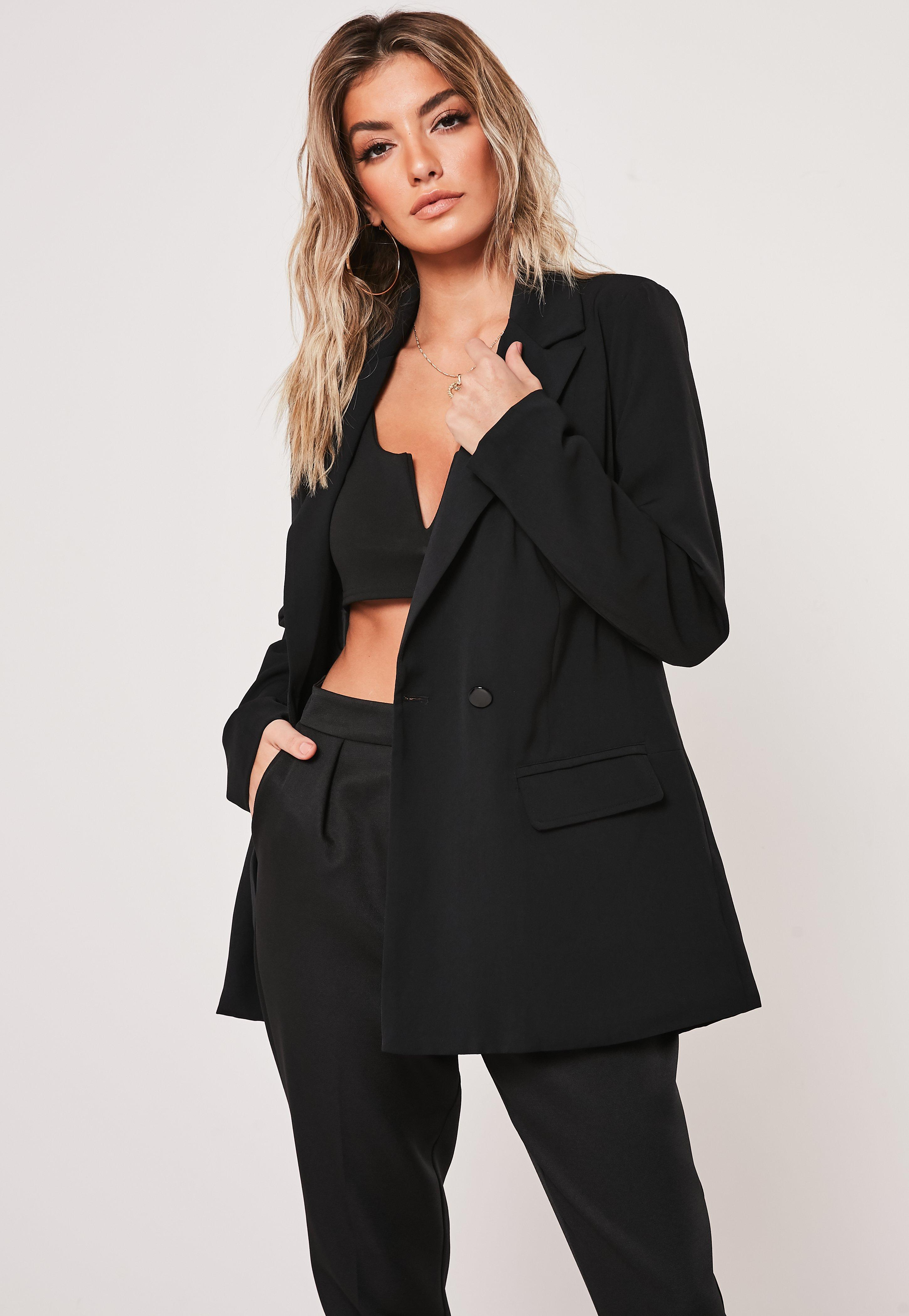 24fc6c704d Women's Blazers, Double Breasted Blazers | Missguided