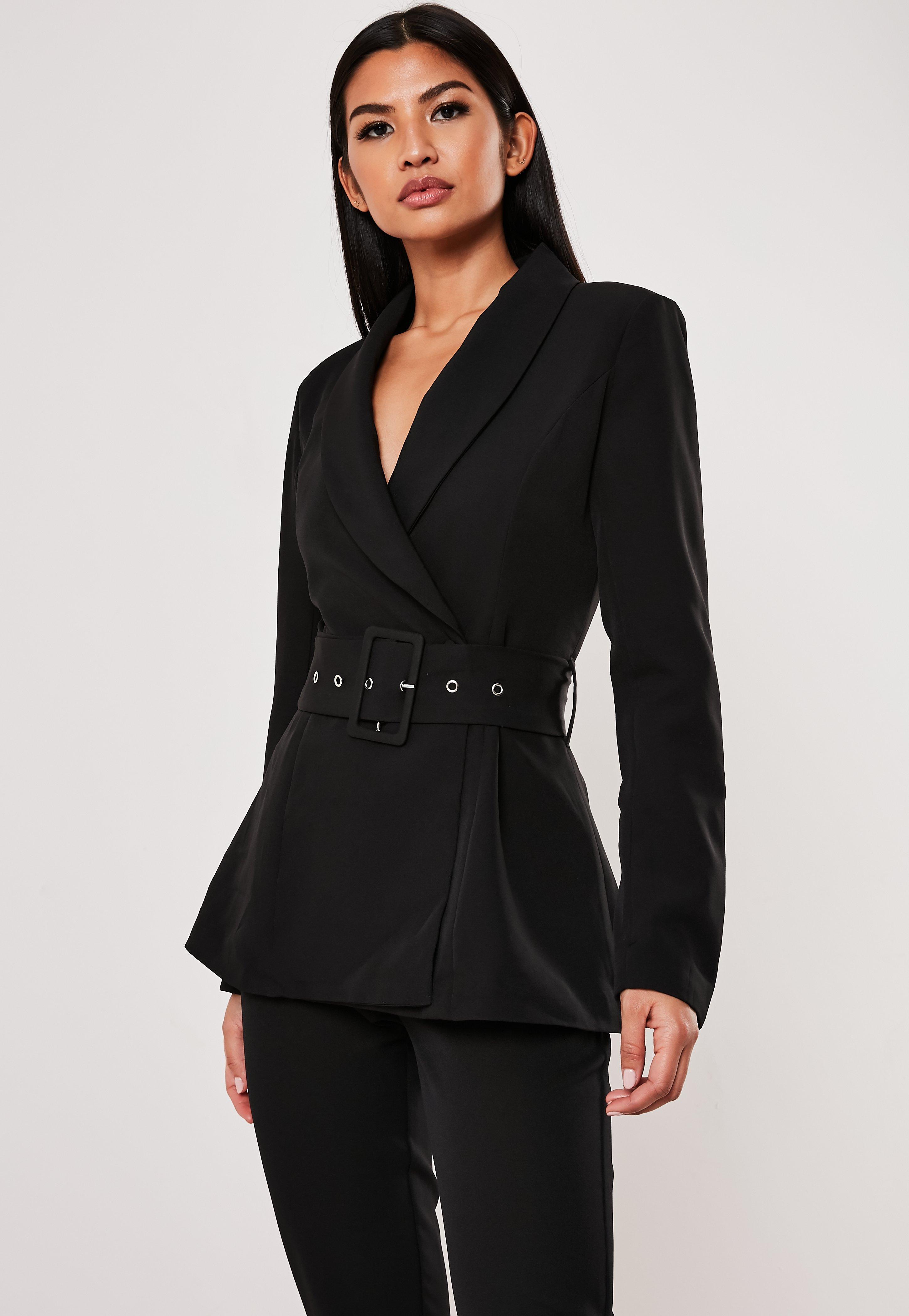 timeless design b09d0 8bfa0 Blazer - Achat blazer pour femme en ligne - Missguided