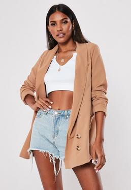 d80c3dac15a2c Blazers for Women - Shop Smart   Tweed Blazers UK - Missguided