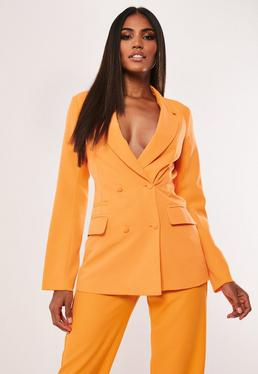8a2bb2600911 Women's Blazers, Double Breasted Blazers | Missguided