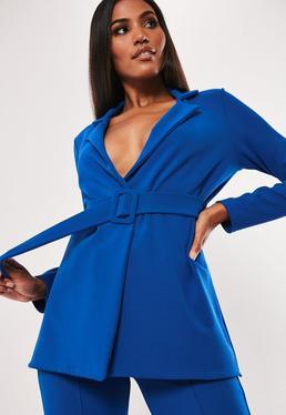 d25b961ad Blazers for Women - Shop Smart & Tweed Blazers UK - Missguided