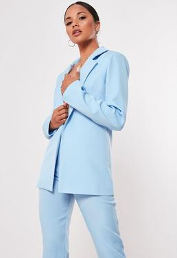3bc15eb8f8a Blue Coats | Navy & Light Blue Jackets - Missguided