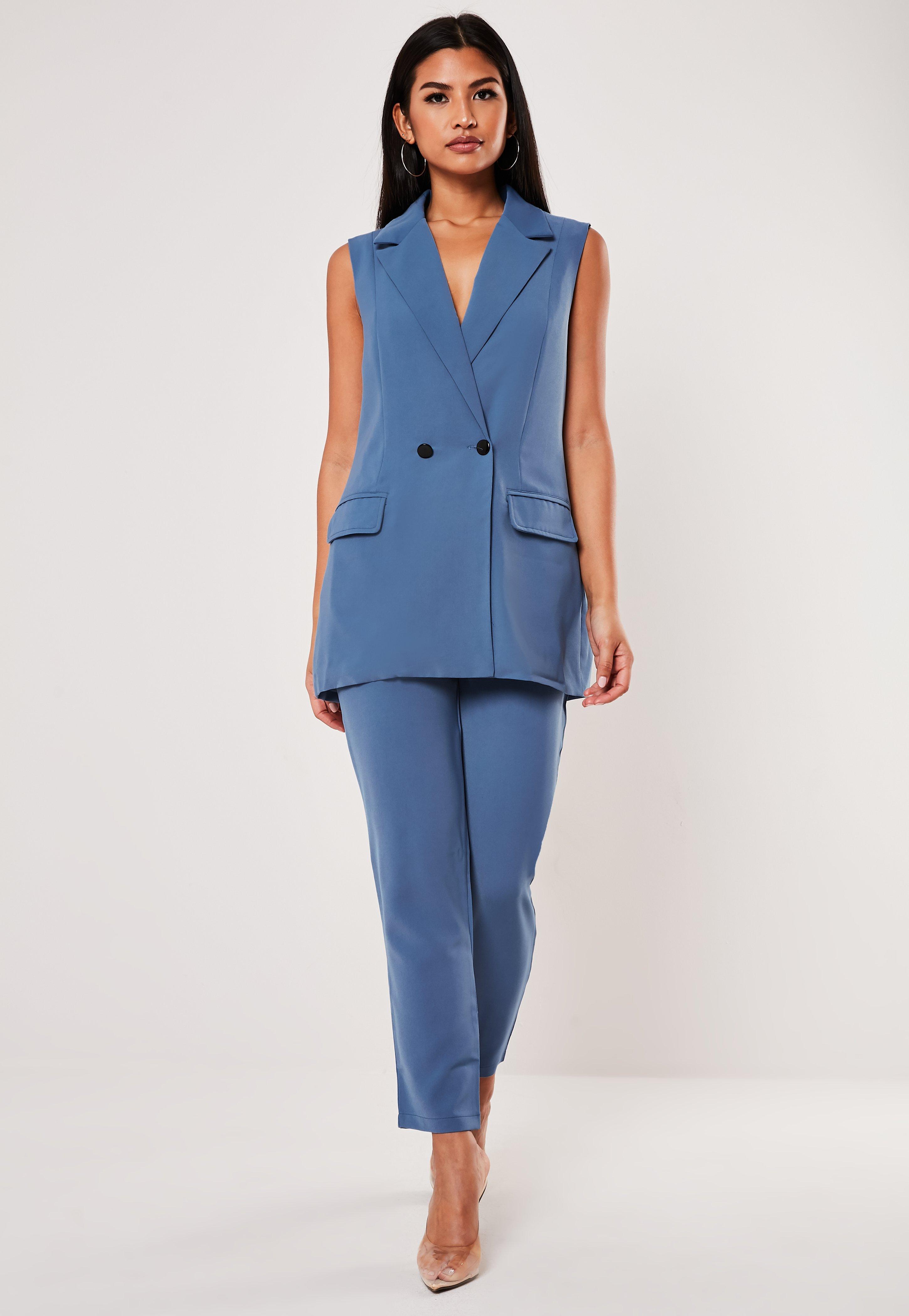 0088367a7 Trajes de chaqueta de mujer | Americanas y pantalones de pinza - Missguided