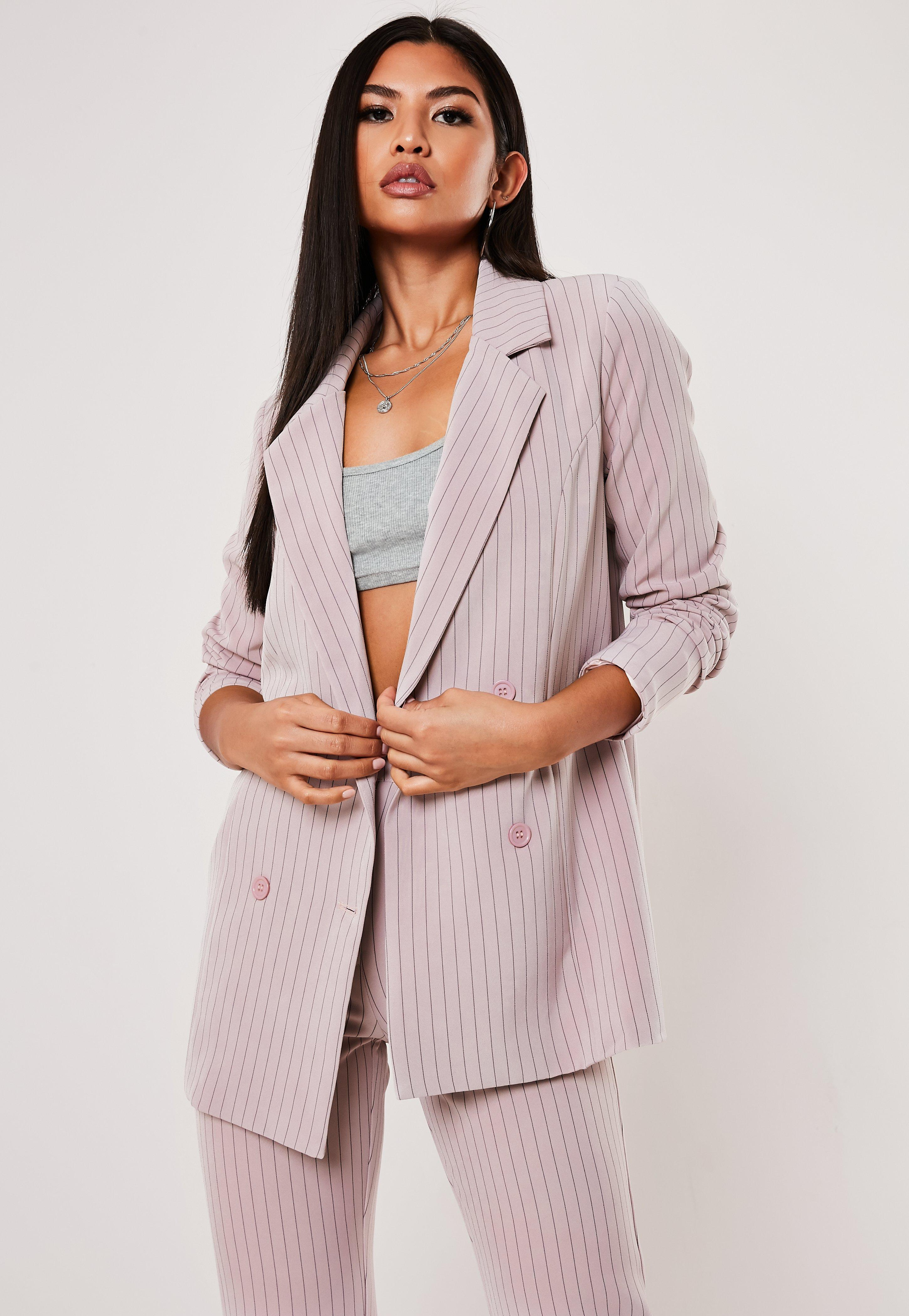 1b6aea8e Blazers for Women - Shop Smart & Tweed Blazers UK - Missguided