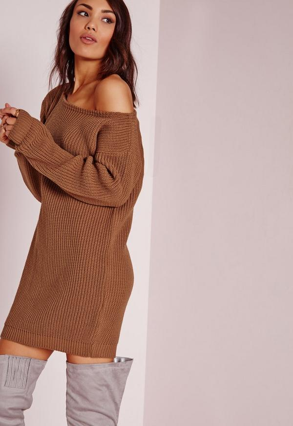 extraordinary brown off shoulder outfit 9