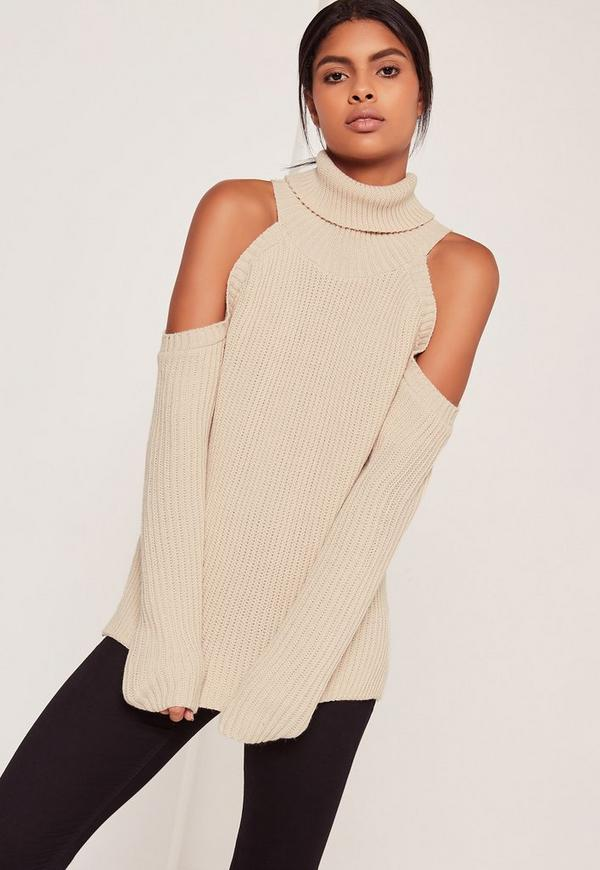 Image result for cold shoulder jumper